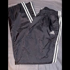 Adidas Button Down Pants